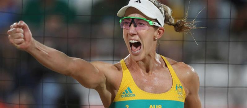 AUSTRALIA'S LOUISE BAWDEN APPOINTED AS FIVB INSTRUCTOR