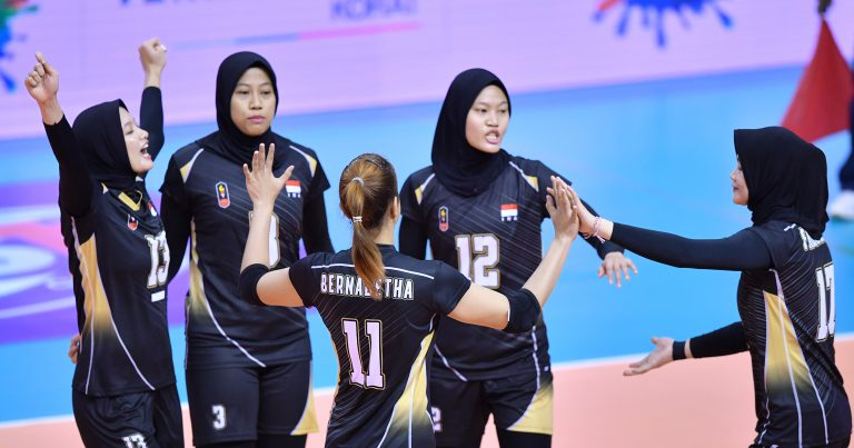 INDONESIA FINISH JOURNEY AT AVC WOMEN'S TOKYO VOLLEYBALL QUALIFICATION WITH TOUGH FIVE-SET WIN OVER WINLESS IRAN