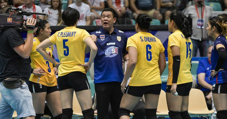 ASIAN WOMEN'S POOL IN THAILAND READY TO RUMBLE