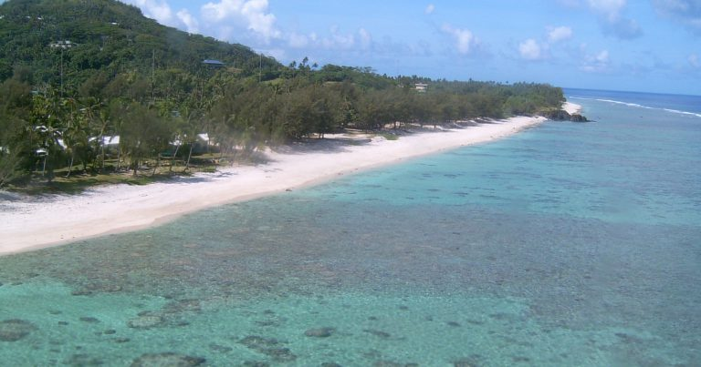 COOK ISLANDS TO HOST SOUTH PACIFIC'S FIRST-EVER WORLD TOUR EVENT