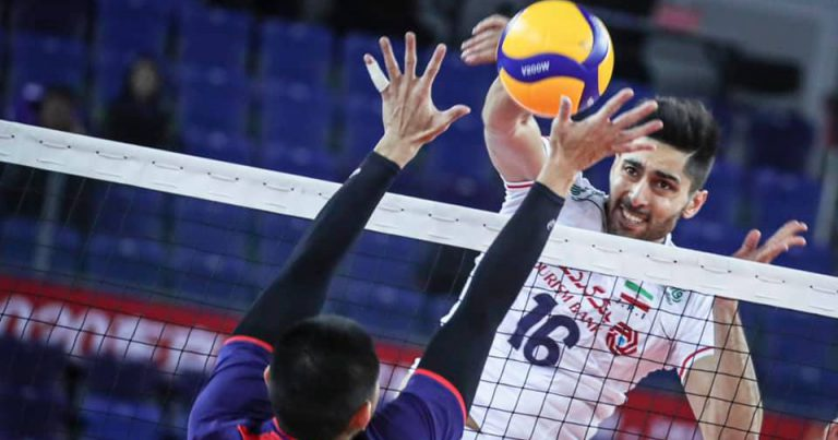 IRAN CLAIM FIRST WIN IN JIANGMEN AFTER 3-0 ROUT OF CHINESE TAIPEI