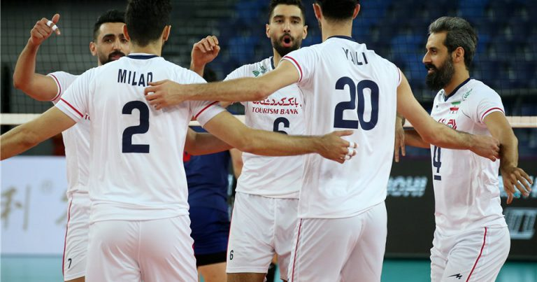 IRAN, AUSTRALIA, QATAR AND HOSTS CHINA REGISTER FIRST WINS AT AVC MEN'S TOKYO QUALIFICATION IN JIANGMEN