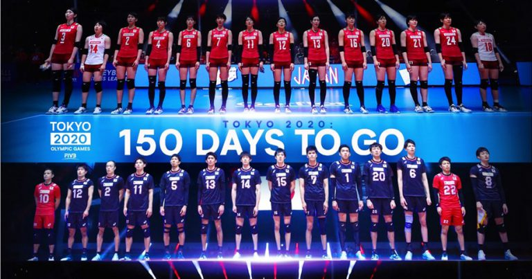 OLYMPIC GAMES TOKYO 2020: 150 DAYS TO GO!