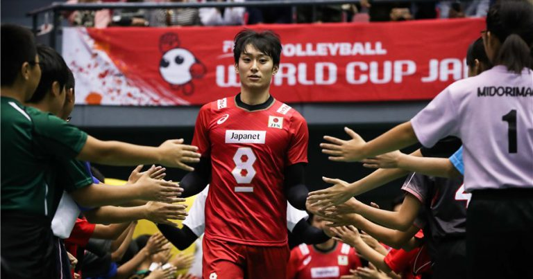 YANAGIDA CAPTAINS JAPANESE MEN'S NATIONAL TEAM IN OLYMPIC YEAR