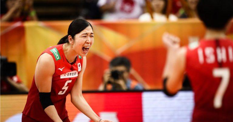 ARAKI TO LEAD JAPAN 2020 WOMEN'S NATIONAL TEAM ROSTER