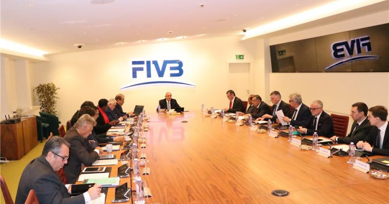 PREPARATIONS FOR TOKYO 2020 DISCUSSED AT FIVB SPORTS EVENTS COUNCIL MEETING