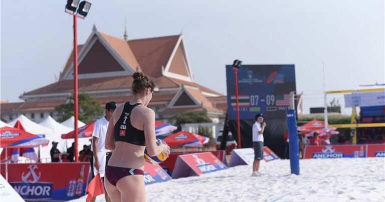 HILDRETH/SCHERMERHORN & CALLAHAN/JONES POST TWO SIEM REAP QUALIFYING WINS