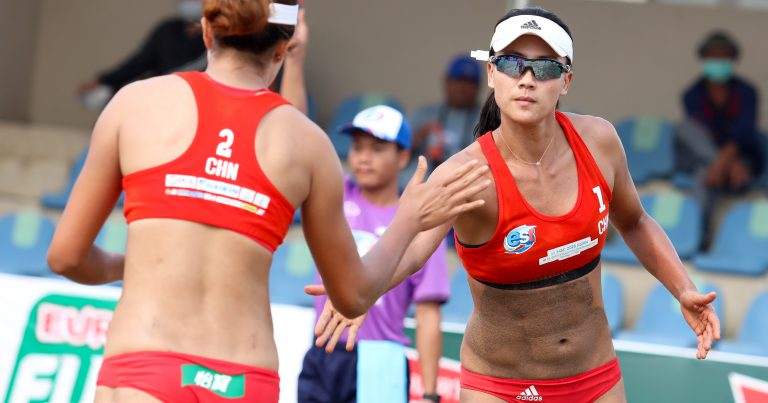 AUSTRALIA, CHINA, JAPAN OFF TO WINNING START AT ASIAN SENIOR BEACH VOLLEYBALL CHAMPIONSHIPS IN UDON THANI