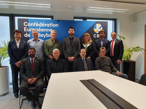 KICK-OFF MEETING FOR JOINT EUROASIA COACHES COOPERATION IN LUXEMBOURG COMES INTO FRUITFUL CONCLUSION