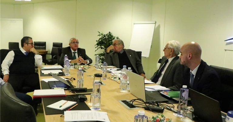 FIVB ETHICS PANEL MEET IN LAUSANNE