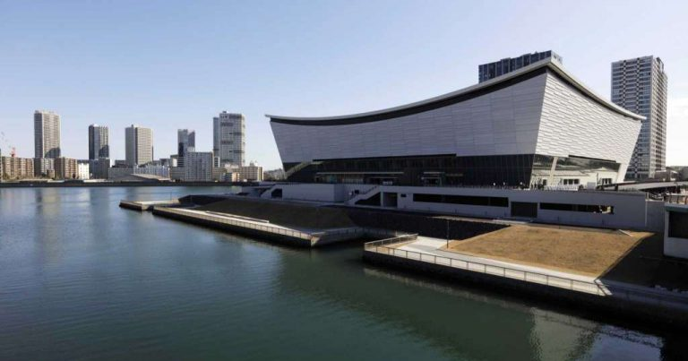 SUPERB TOKYO 2020 VOLLEYBALL VENUE OPENED TO THE PUBLIC FOR FIRST TIME