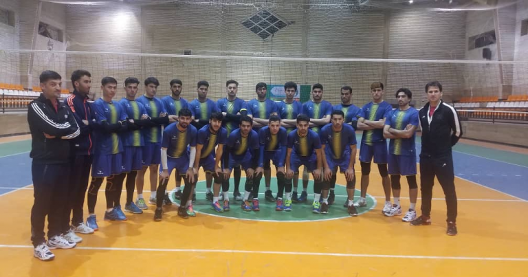 AFGHANISTAN VOLLEYBALL BODY CONVEYS APPRECIATION TO YAZDANPANAH AND IRIVF FOR SUPPORT