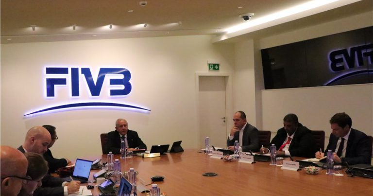 LEGAL COMMISSION PRAISES THE FIVB'S PRINCIPLES OF TRANSPARENCY AND GOOD GOVERNANCE