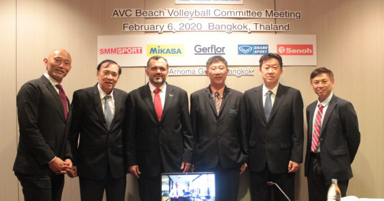 AVC BEACH VOLLEYBALL COMMITTEE MEETING HIGHLIGHTS TASKS AHEAD AND CORONAVIRUS OUTBREAK CONCERNS