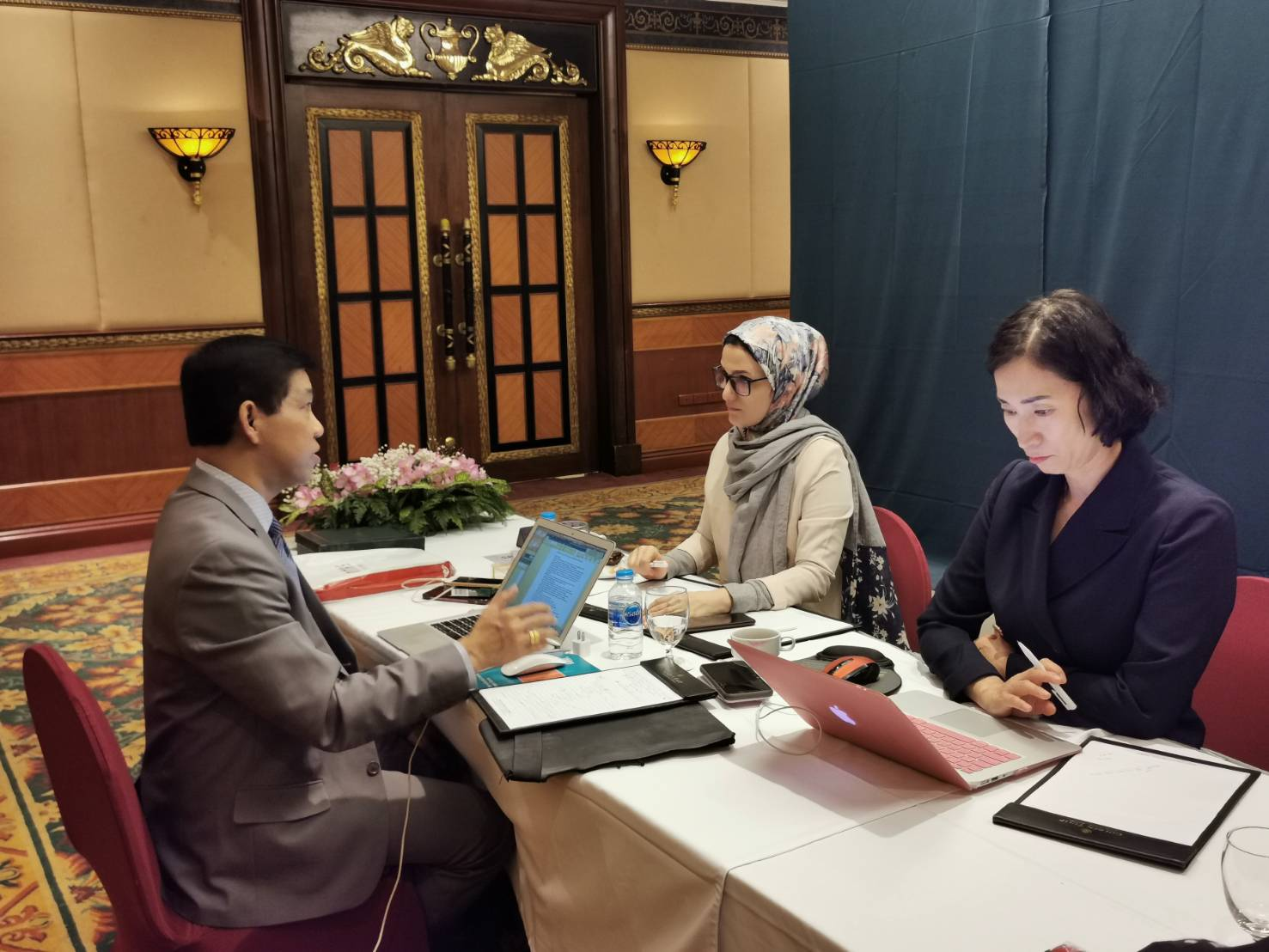 GROWING SOCIAL MEDIA AUDIENCE AMONG KEY TOPICS DISCUSSED AT AVC COMMUNICATION COMMITTEE MEETING