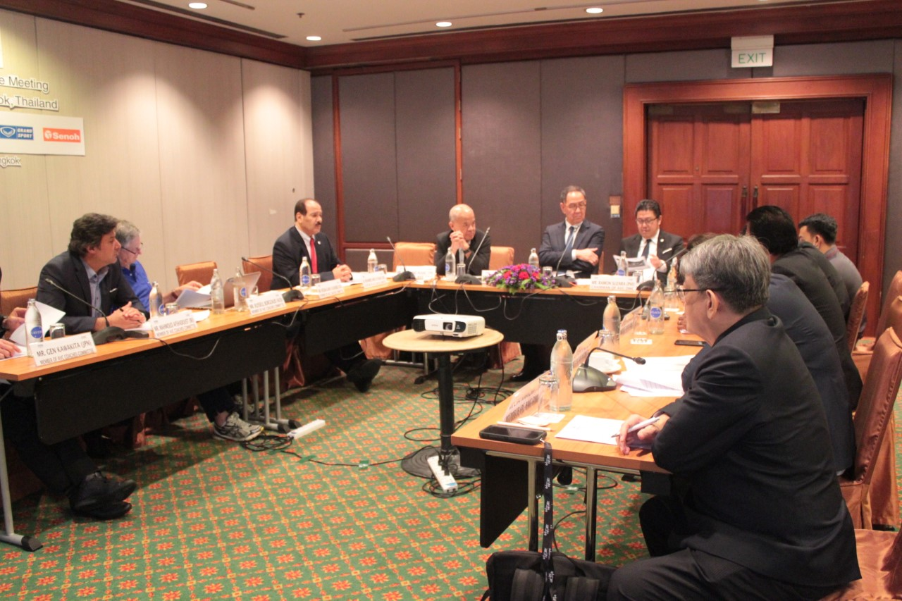 AVC DEVELOPMENT, COACHES COMMITTEES IN JOINT SESSION FOR DEVELOPMENT COOPERATION