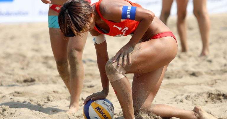 TEAMS POISED TO FIGHT HEAD-TO-HEAD IN ACTION-PACKED QUARTER-FINALS AT ASIAN SENIOR BEACH VOLLEYBALL CHAMPIONSHIPS