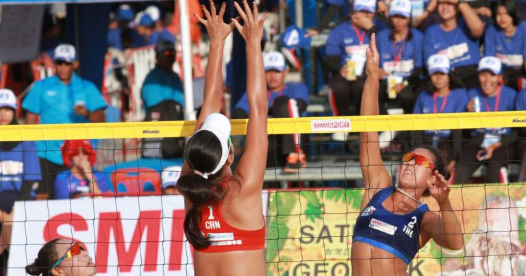 ASIAN SENIOR BEACH VOLLEYBALL CHAMPIONSHIPS SET TO KICK OFF ACTION-PACKED ENCOUNTERS IN THAILAND