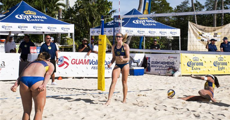 USA, JAPAN PAIRS CONTINUE DOMINANCE AT GUAM BEACH CUP