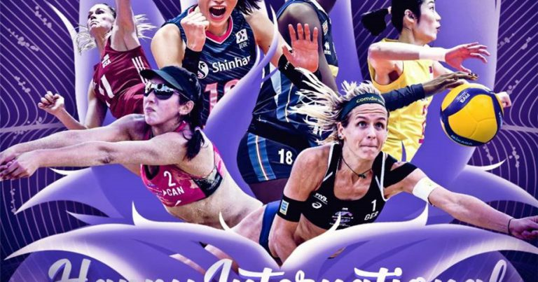 FIVB LEADING THE CHARGE FOR GENDER EQUALITY