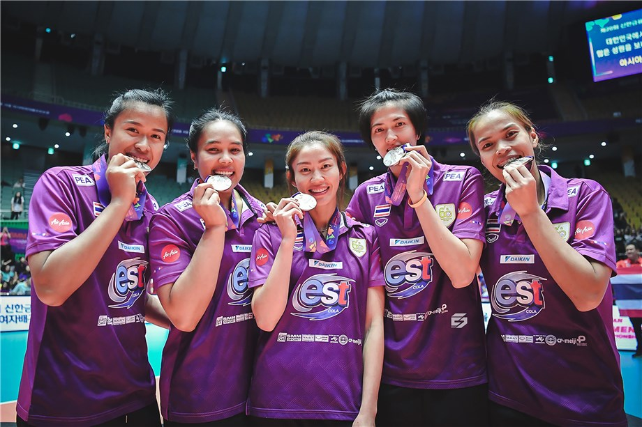 THAILAND'S FAB FIVE: CREATING A LEGACY