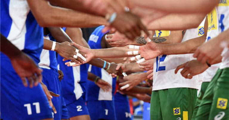 FIVB PROMOTES CLEAN SPORT ON PLAY TRUE DAY