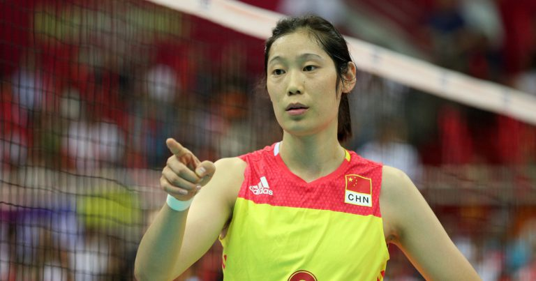 ZHU TING'S STORY SET TO INSPIRE FUTURE SUPERSTARS
