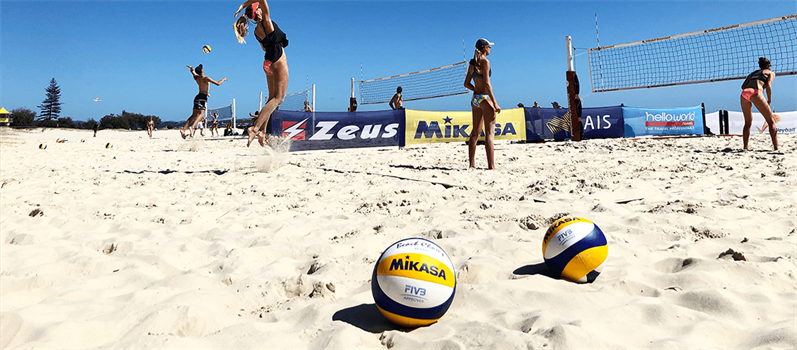 AUSTRALIAN VOLLEYBALL ACADEMY MOVES TO REMOTE-BASED PROGRAM