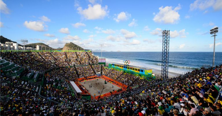 VOLLEYBALL AND BEACH VOLLEYBALL FEATURED ON THE OLYMPIC CHANNEL