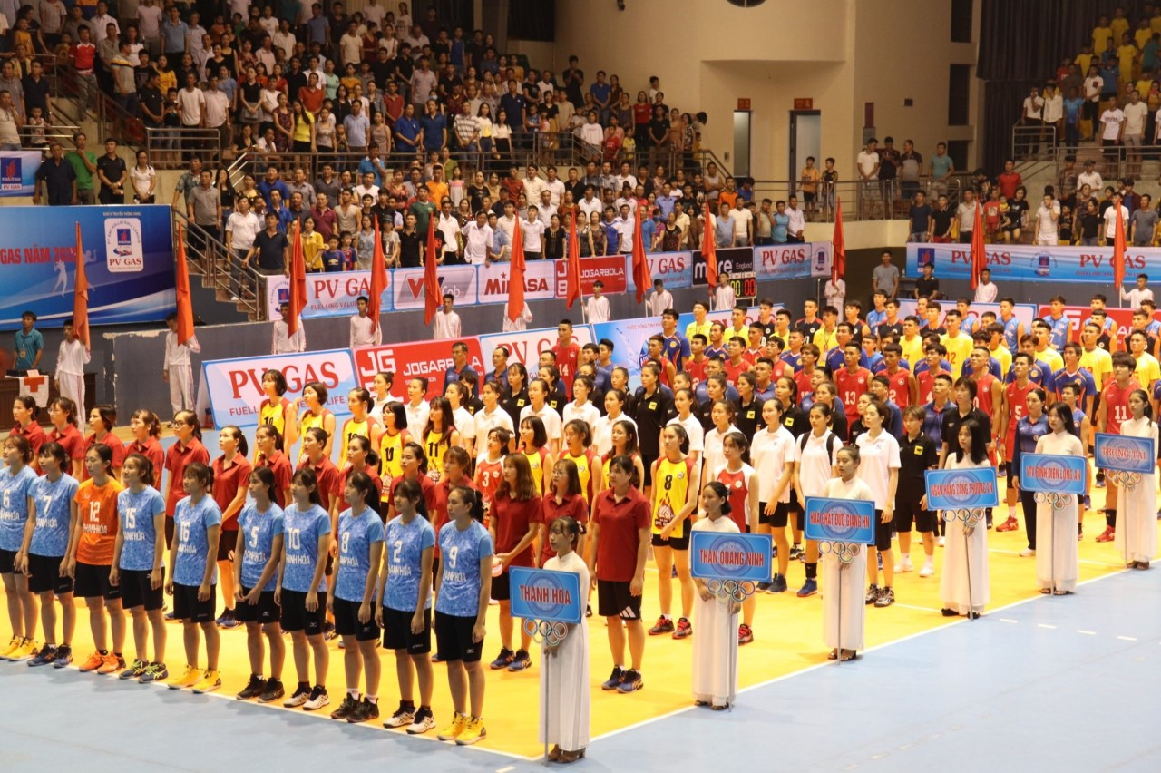 VIETNAM KICKS OFF 2020 NATIONAL CHAMPIONSHIPS AFTER LIFTING LOCKDOWN RESTRICTIONS