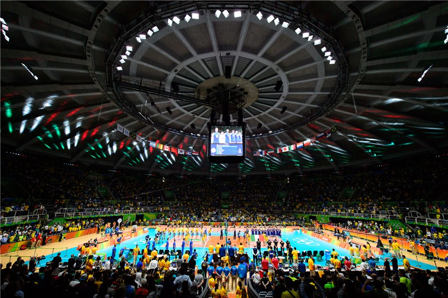 FIVB PRESIDENT SENDS MESSAGE TO VOLLEYBALL FAMILY ON OLYMPIC DAY
