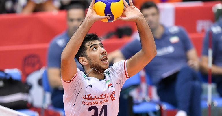 IRANIAN UP-AND-COMING STAR JAVAD KARIMI AWAITS TIME TO SHINE