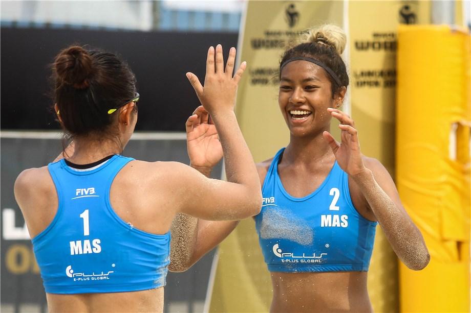 TASHA MAE BOOSTING MALAYSIA'S VOLLEYBALL PASSION