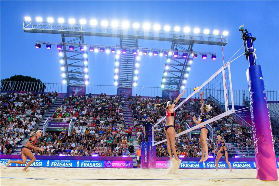 """FIVB PRESIDENT: BEACH VOLLEYBALL RETURN WILL CHARM US WITH """"INSPIRING ACTION AND GRACE"""""""
