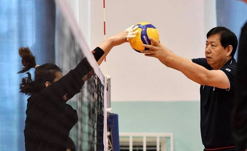 WANG BAOQUAN TO LEAD TIANJIN WOMEN'S VOLLEYBALL TEAM UNTIL 2021