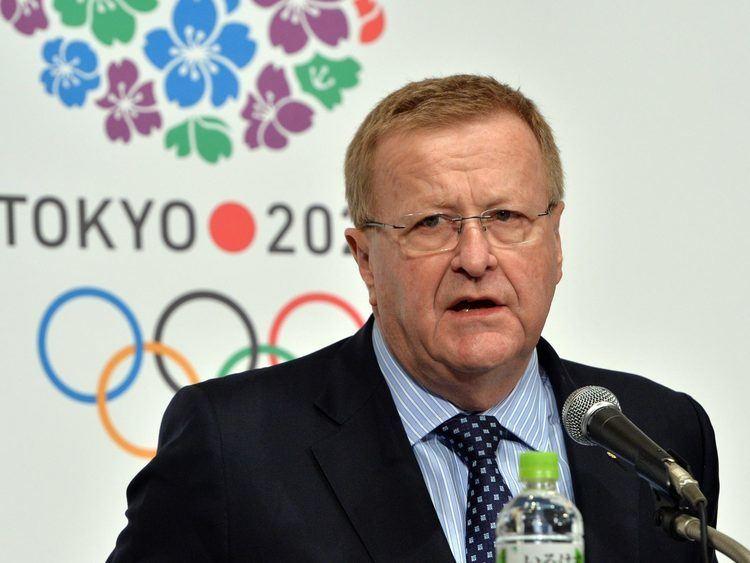 AUSTRALIAN JOHN COATES APPOINTED IOC VICE PRESIDENT