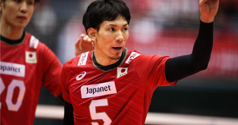 FUKUZAWA RENEWS DEAL WITH PARIS VOLLEY FOR ANOTHER SEASON