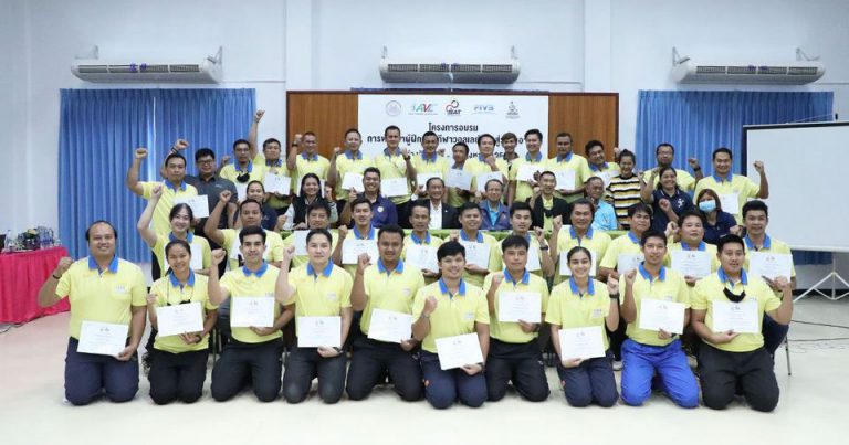 PRO COACHES DEVELOPMENT PROGRAM CONCLUDES IN THAILAND