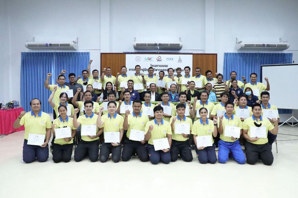 PRO COACHES DEVELOPMENT PROGRAM CONCLUDES IN THAILAND