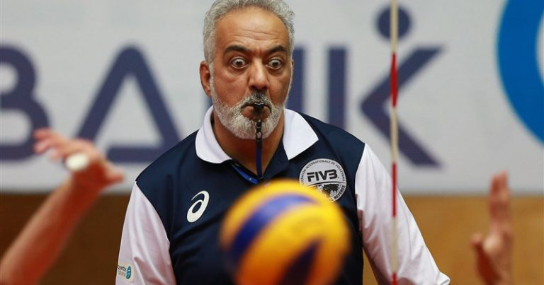 IRANIAN REFEREE SHAHMIRI ELIGIBLE TO OFFICIATE AT OLYMPIC GAMES