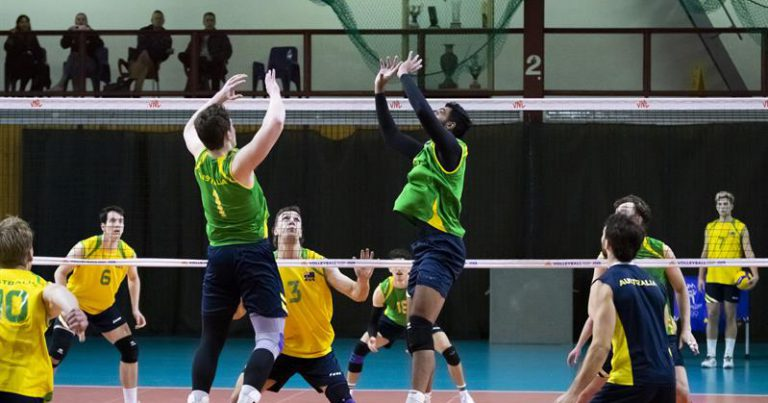 VOLLEYROOS ATTEND TRAINING CAMP AT AIS
