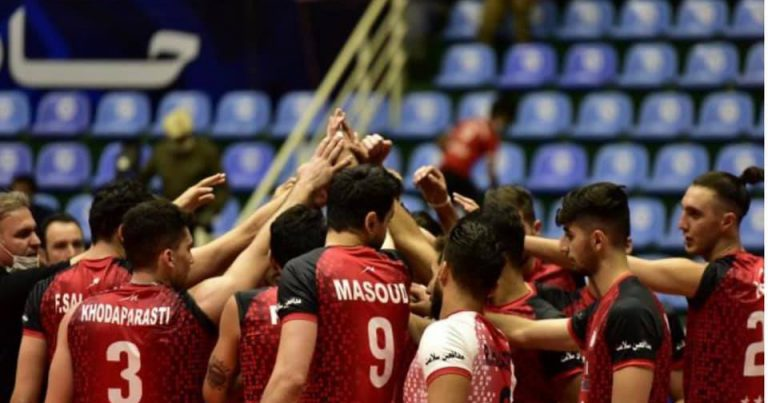 IRAN VOLLEYBALL SUPER LEAGUE KICKS OFF SEPT 9