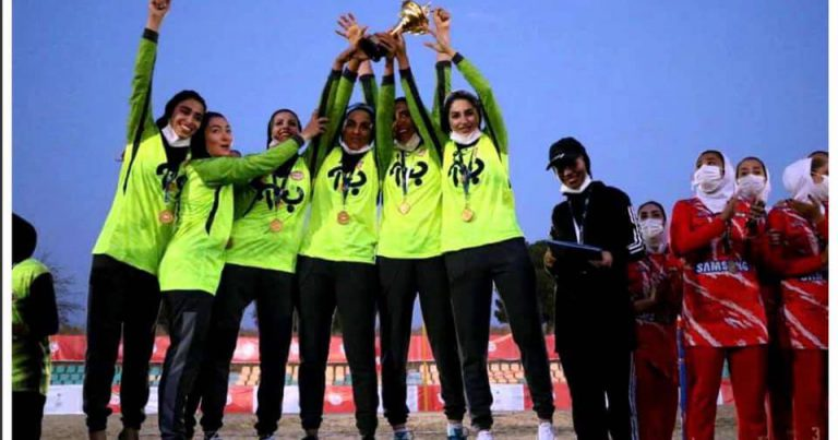 IRAN LAUNCHES WOMEN'S BEACH VOLLEYBALL COMPETITION