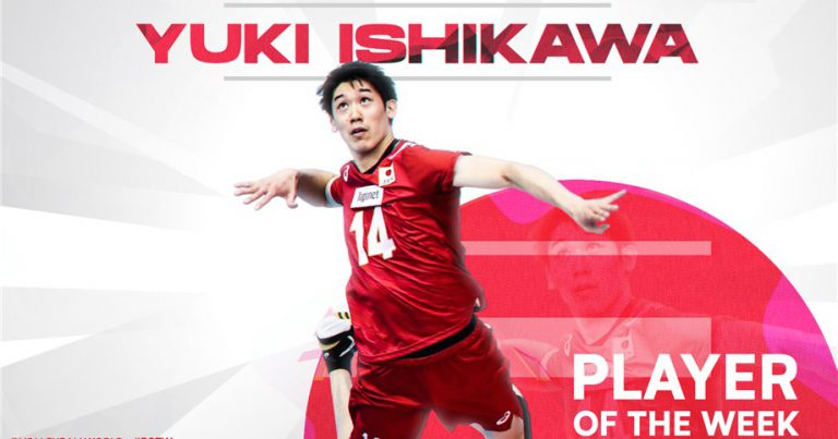 PLAYER OF THE WEEK: YUKI ISHIKAWA