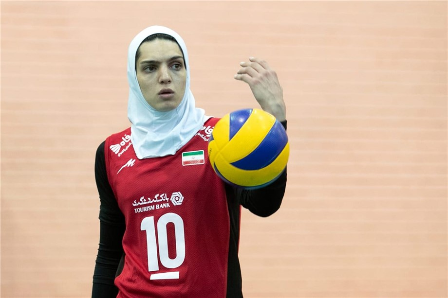 BORHANI CARVES OWN NICHE IN IRANIAN VOLLEYBALL