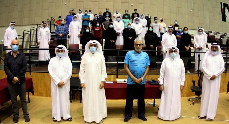 QVA'S ANNUAL REFEREES MEETING HELD IN PREPARATION FOR START OF COMPETITIONS