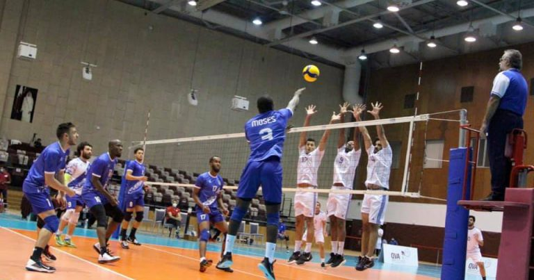 POLICE AND AL-ARABI THROUGH TO FINAL OF QATAR NATIONAL VOLLEYBALL CUP