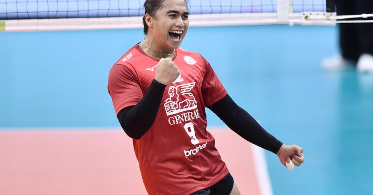 INDONESIAN STAR SPIKER APRILIA MANGANANG ANNOUNCES RETIREMENT AT AGE 28