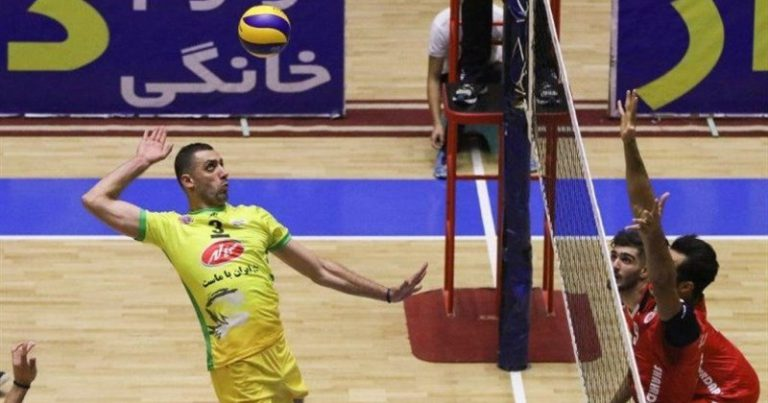 IRAN VOLLEYBALL SUPER LEAGUE POSTPONED FOR TWO WEEKS