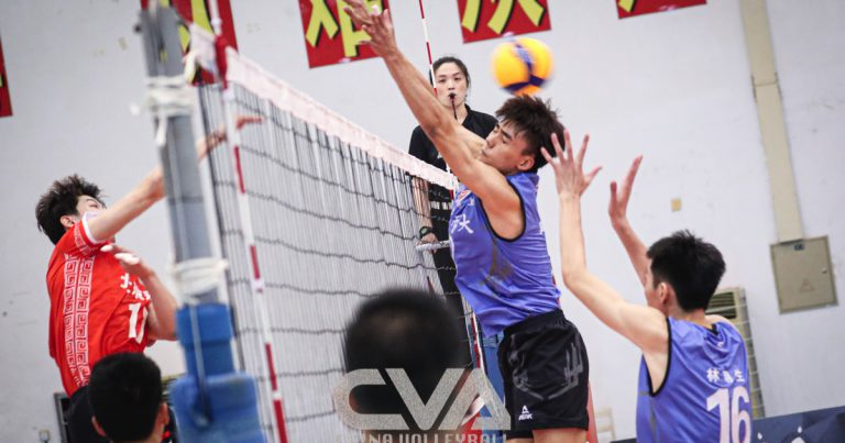 BEIJING, ZHEJIANG INTO LAST EIGHT OF CHINESE MEN'S VOLLEYBALL CHAMPIONSHIP
